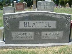 Josephine <i>Griffin</i> Blattel