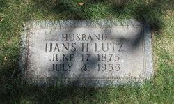 Hans H Lutz
