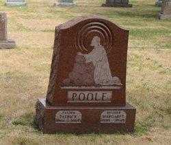 Margaret Maggie <i>Cunningham</i> Poole