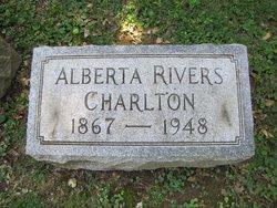 Edna Alberta <i>Rivers</i> Charlton