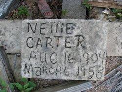 Nettie Carter