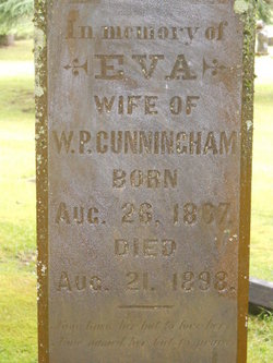 Eva <i>Wing</i> Cunningham
