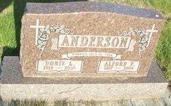 Doris Lorraine <i>Nelson</i> Anderson