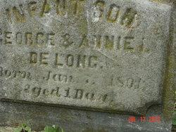 Infant Son DeLong