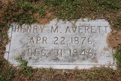 Henry Mitchell Hal Averett