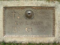 Kay L <i>Fisher</i> Allen