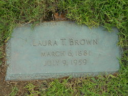 Laura L. <i>Thompson</i> Brown