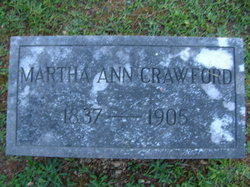 Martha Ann Crawford