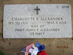 Charlotte Ruth <i>Tweed</i> Alexander