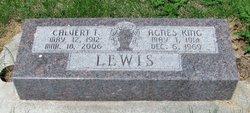 Agnes Ruth <i>King</i> Lewis