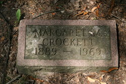Margaret May Crockett