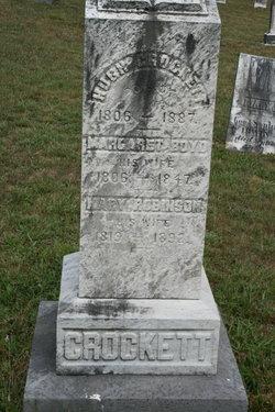 Mary Anne <i>Robinson</i> Crockett