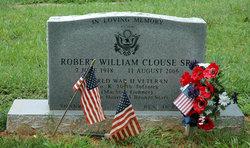 Robert William Clouse, Sr