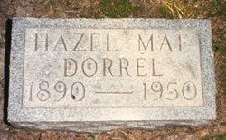 Hazel Mae Dorrel