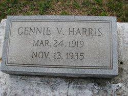 Gennie V Harris