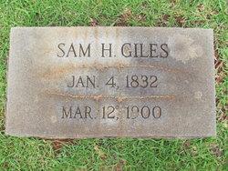 Sam H. Giles