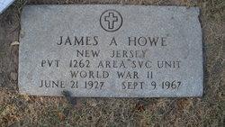 James A Pete Howe