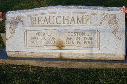 Vera Lillian <i>Dills</i> Beauchamp