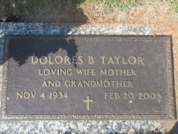Dolores B Taylor