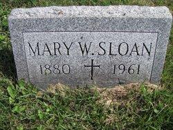 Mary Winifred Sloan