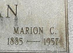 Marion C Alan