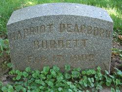 Harriot Dearborn <i>Howard</i> Burdett