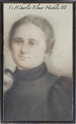 Bertha <i>Wesner</i> Hinkle