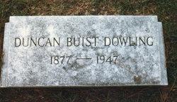 Duncan Buist Dowling