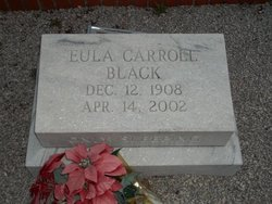 Eula Lee <i>Carroll</i> Black