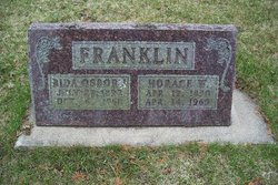 Horace William Franklin