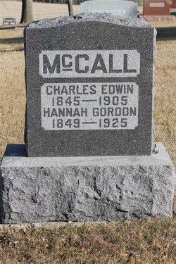 Charles Edwin McCall