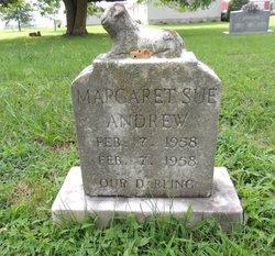 Margaret Sue Andrew