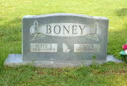 Betty S Boney