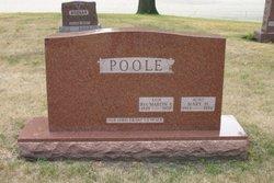 Rev Martin F Poole