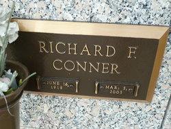 Richard Francis Conner