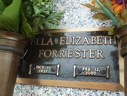 Ella Elizabeth Forrester