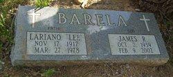 James R Barela