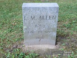 Lathrop M Allen