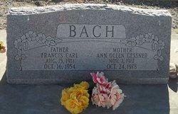 Ann Oleen <i>Bushnell</i> Bach