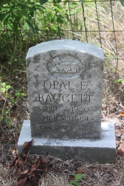 Opal E Baggett