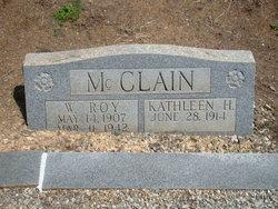 William Roy McClain