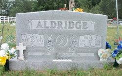 Audrey Lucille <i>Nichols</i> Aldridge
