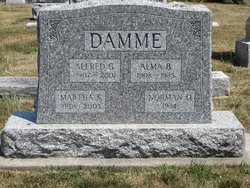 Alfred George Damme