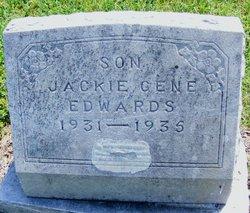 Jacky Gene Jackie Edwards