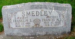 Frances Mary <i>Sparks</i> Smedley