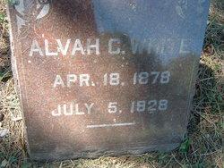 Alvah C White