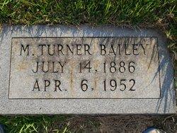 Morton Turner Bailey