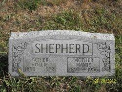 Mamie <i>Milner</i> Shepherd