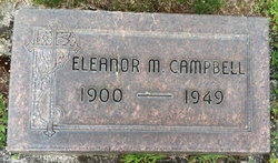 Eleanor M Campbell