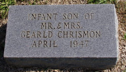 Infant Son Chrismon